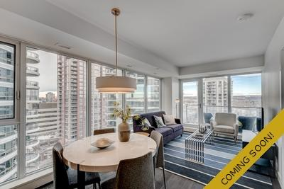 Calgary Condo for sale: Avenue West End 2 Bedrooms + Den Price includes GST.