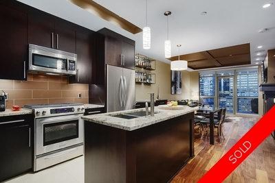 Downtown Commercial Core Condo for sale: 1 bedroom 824 sq.ft.